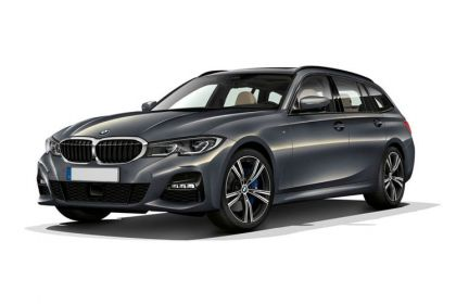 Lease BMW 3 Series car leasing
