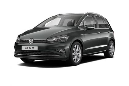 Lease Volkswagen Golf SV car leasing