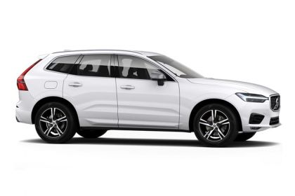 Lease Volvo XC60 car leasing