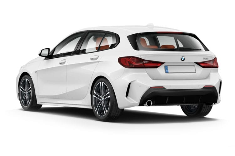 BMW 1 Series 118 Hatch 5Dr 1.5 i 136PS Sport 5Dr DCT [Start Stop] back view