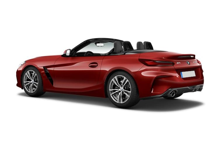 BMW Z4 sDrive20 Convertible 2.0 i 197PS M Sport 2Dr Auto [Start Stop] [Pro] back view
