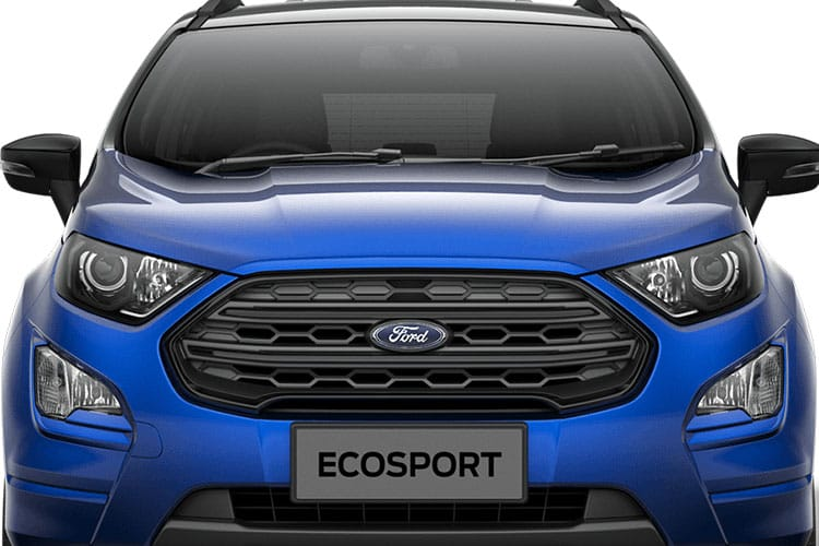 Ford EcoSport SUV 2WD 1.0 T EcoBoost 125PS Titanium 5Dr Manual [Start Stop] detail view
