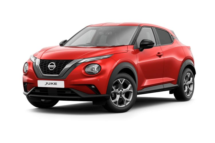 Nissan Juke SUV 1.0 DIG-T 114PS N-Connecta 5Dr DCT Auto [Start Stop] front view