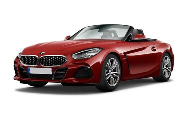BMW Z4 sDrive20 Convertible 2.0 i 197PS M Sport 2Dr Auto [Start Stop] [Pro] front view