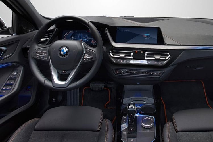 BMW 1 Series 118 Hatch 5Dr 1.5 i 136PS Sport 5Dr DCT [Start Stop] inside view