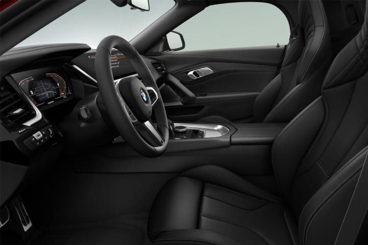 BMW Z4 sDrive20 Convertible 2.0 i 197PS M Sport 2Dr Auto [Start Stop] [Pro] inside view