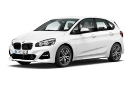 BMW 2 Series Tourer MPV car leasing