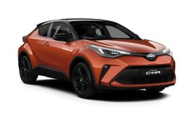 Toyota C-HR SUV car leasing
