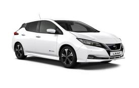 Nissan Leaf Hatchback car leasing